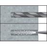 Anclaje tornillo Ø6 directo a hormigón BTS-6 Cabeza alomada ancha