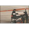 Grapa metálica para clavadora a gas PFT