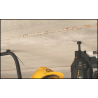 Base brida NTBB para clavadoras a gas