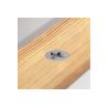 Tornillo rosca madera VELOX® SIT acero inoxidable A2, rosca parcial