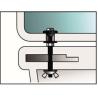 Fijación cisterna a taza WC FCIS