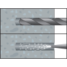 Anclaje metálico antigiro hexagonal Dnbolt DT