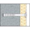 Fijación de aislamiento IPD 8