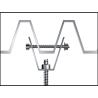 Soporte trapezoidal TPZF