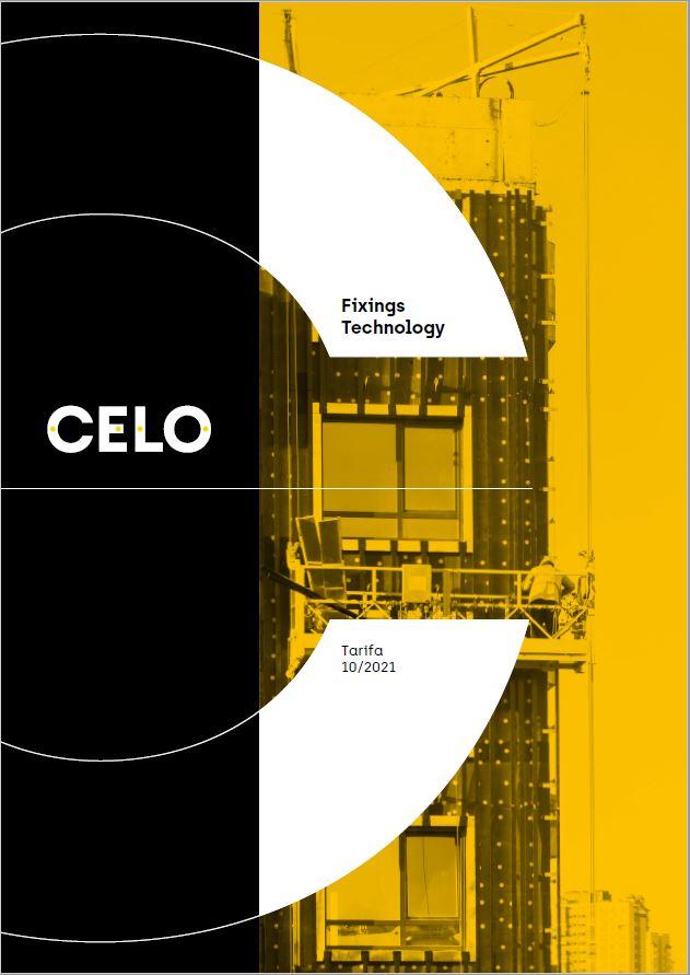 Catalogo CELO Fixings España
